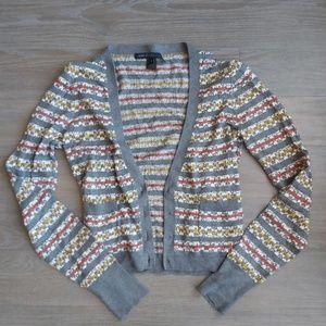 Sweaters - MARC JACOBS silk cashmere cotton blend cardigan